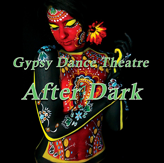 After Dark CD Front Cover