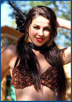 Gypsy Dance Theatre - Katia's Photo Gallery - Image by Chris Brown
